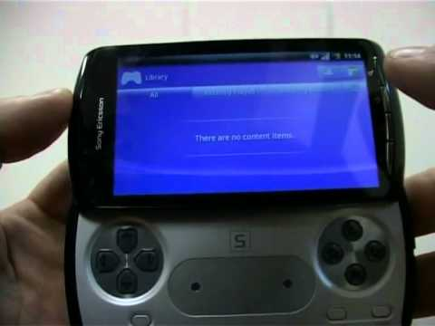 Video Surfaces Of Rumoured PlayStation Phone