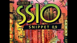 SSIO - 0,9 (SNIPPET) ► VÖ: 29.01.2016