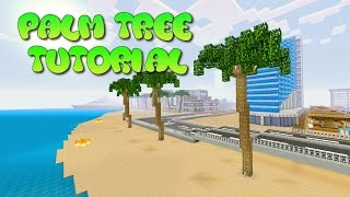 palm trees minecraft