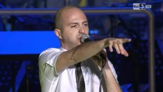 """SUBSONICA """"Istrice"""" concerto del primo maggio 2011 HD"""