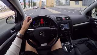 2008 Golf R32 Mk5  60 FPS POV/test drive acceleration