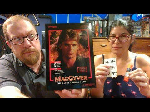 MacGyver: The Escape Room Game Review