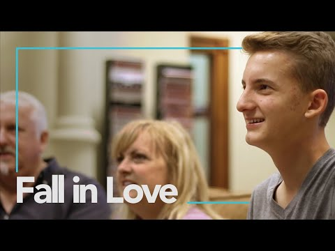 Fall in love with Friends University