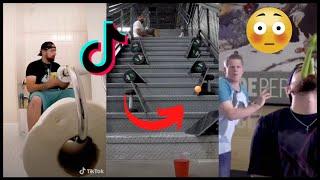 Top Dude Perfect Trick Shot (TikTok Compilation)