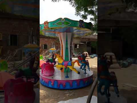 Carousel Amusement Rides