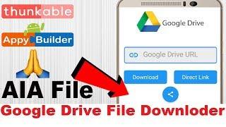 descargar mp3 de google drive direct download link thunkable gratis