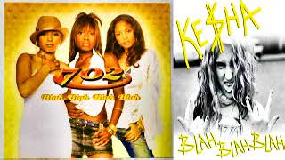 702's Blah Blah Blah Blah or Ke$ha's Blah Blah Blah? Which Song Do You Think Is Better?