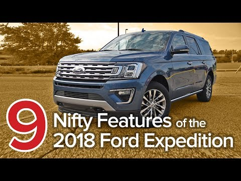 2018 Ford Expedition: 9 Smart Features of this Big SUV | The Short List