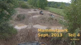 preview picture of video 'Mammutpark 2013 - Teil 04'