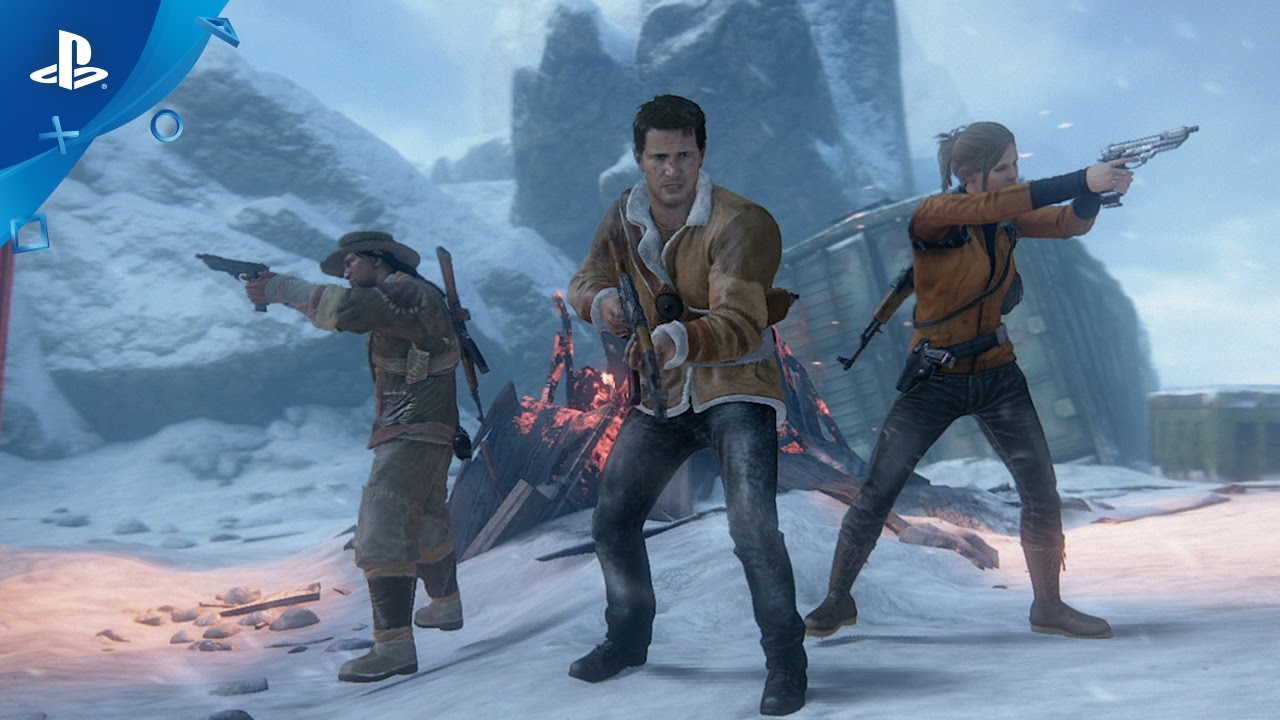 Uncharted 4: Survival Revealed, Play it at PS Experience