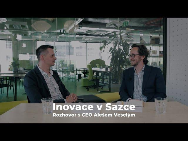 Inovace v Sazce