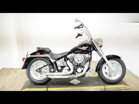 1999 Harley-Davidson FLSTF Fat Boy® in Wauconda, Illinois - Video 1