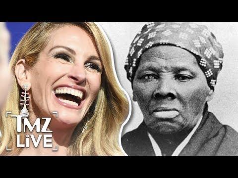 [TMZ]  Julia Roberts Should've Played Harriet Tubman According to One Studio Exec