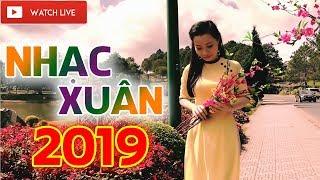 Nhạc Xuân 2019 - Liên Khúc Nhạc Nghe Tết Kỷ Hợi Hay Mê Mẩn - MC Thanh Ngân Ft Võ Minh Lê
