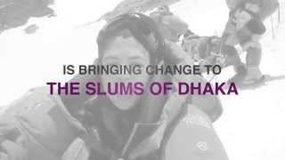 Changing the slums of Dhaka (Bangladesh)