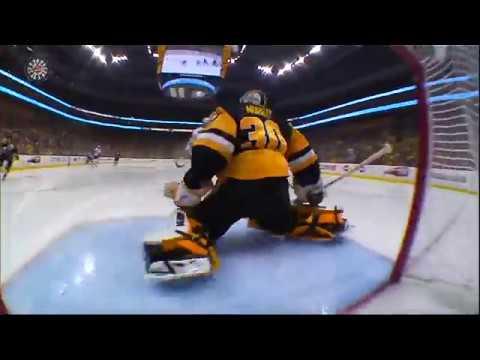 Penguins continue dominance with great Murray save and Cullen goal soon after
