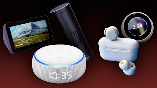 Every time Amazon revealed an Echo device (2014 - 2021 supercut)