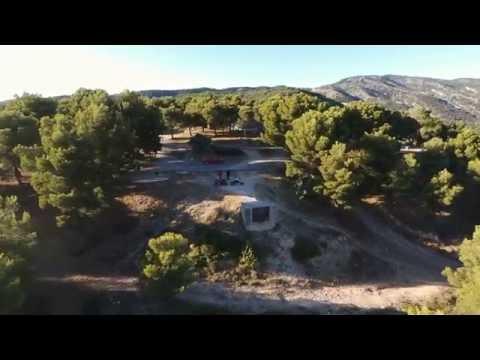 INTRO DRONE • moto gsxr 600 gsr 750 FR