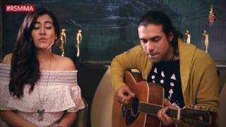 Jubin Nautiyal's Unplugged Bollywood Session with Jonita Gandhi | #RSMMA