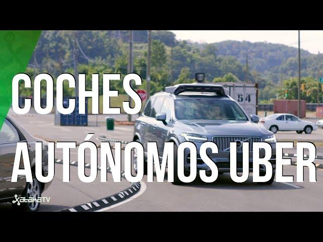 Así aprenden a conducir los coches autónomos de Uber