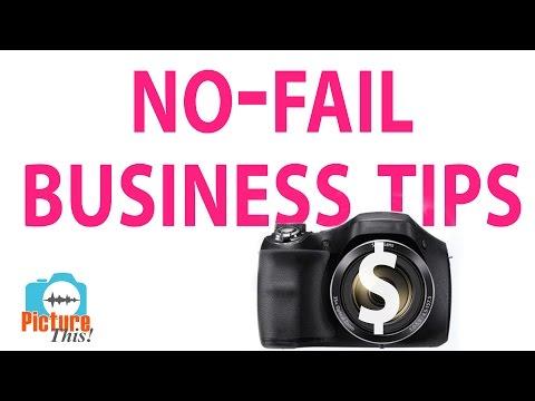 No-Fail Business Tips