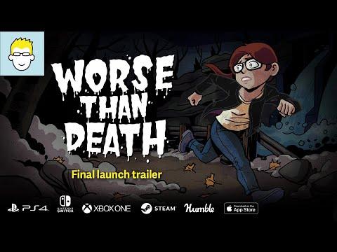 Worse Than Death - Launch Trailer 2 thumbnail