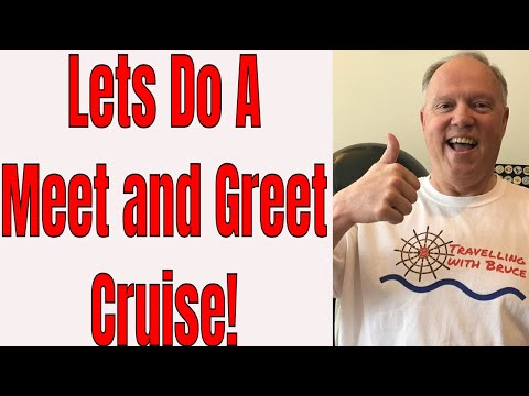 Live Travelling With Bruce Should Bruce Do A Meet And Greet Cruise? Plus Trivia! Mp3