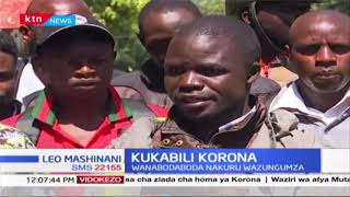 Wanabodaboda Nakuru wazungumza kuhusu makabiliano dhidi ya Korona