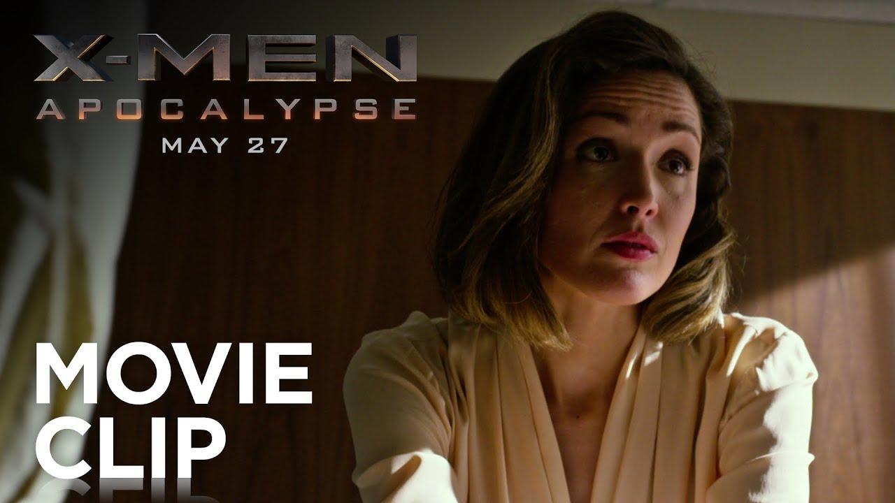 Trailer för X-Men: Apocalypse