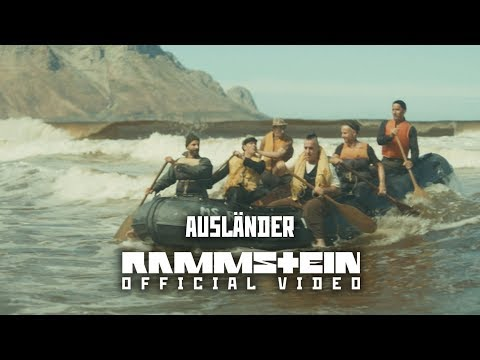 Rammstein - Ausländer (Official Video) online metal music video by RAMMSTEIN
