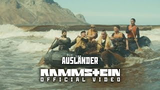 Rammstein   Ausländer (Official Video)