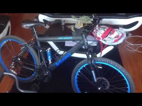 Genesis V 2100 Mountain Bike Review