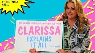 Melissa Joan Harts Clarissa Explains It All Experience