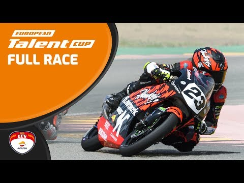 Full Race - Race 1  | MotorLand 2019 | European Talent Cup | FIM CEV Repsol