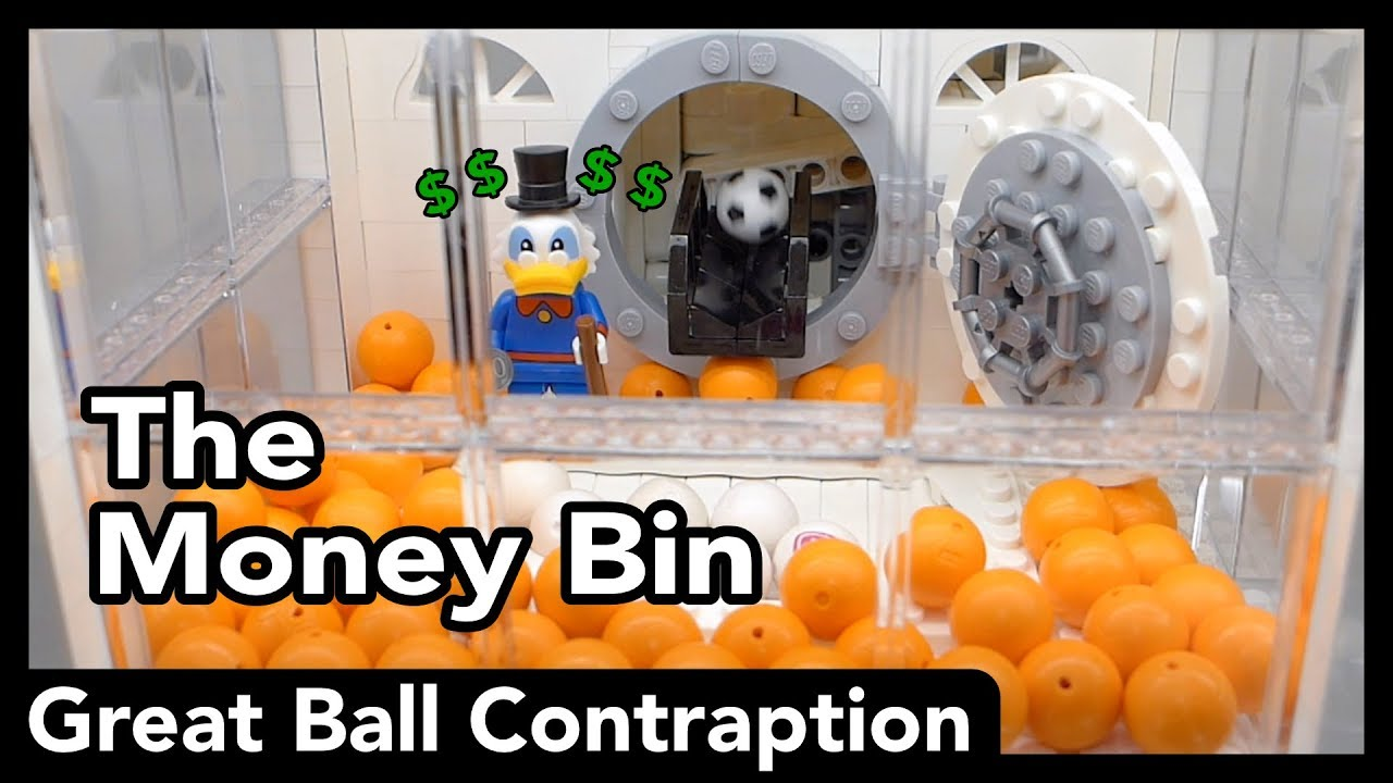 Lego GBC Module - The Money Bin 💰