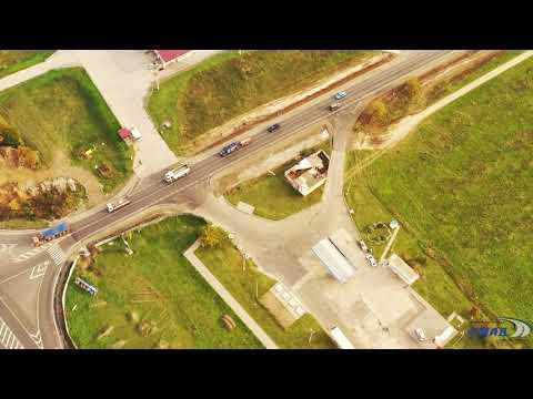 У м.Гайсин завершили капітальний ремонт об'їзної дороги (протяжність ділянки - 1,6 км)