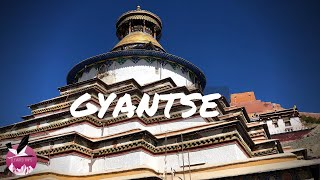 preview picture of video 'Gyantse, Tibet'