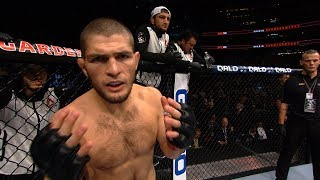 UFC 219: Khabib Nurmagomedov - The Eagle is Hungry