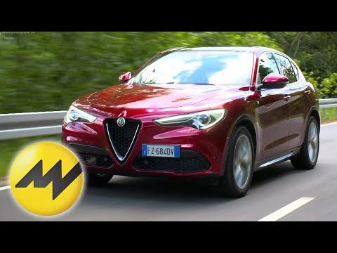 Alfa Romeo Stelvio 2.2 Diesel 2020 News, Sound & Technische Daten | Motorvision