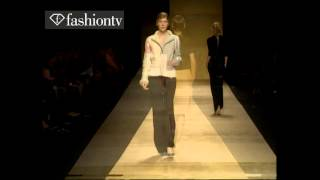 FLASHBACK: Jacques Fath Fall/Winter 2002-03 RTW Runway Show | Paris Fashion Week | FashionTV