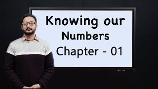 Maths Class 6 | Knowing Our Numbers - Part 1 | IWIZ Education