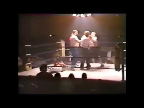 Probably don't headbutt an unlicensed boxer (Lenny McLean does WILD)