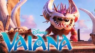 VAIANA - Filmclip: Triff die Kakamora   Disney HD