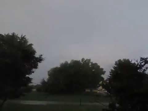 super slow motion storm