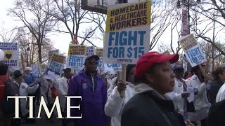 What Happened To The American Labor Union? | TIME