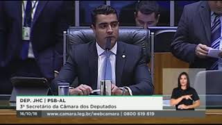 Sindicato APEOC na Câmara Federal - 17 de out de 2018