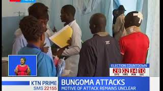 Six people brutally injured in Bumula village-Bungoma County after thugs attack