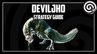 Monster Hunter World | Deviljho Strategy Guide - Gem Farming Tips