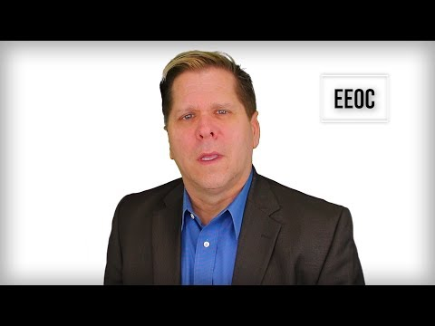 Video - How to Work with the EEOC