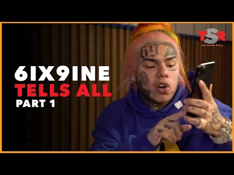 6ix9ine Tell All Part 1 – No Holds Barred